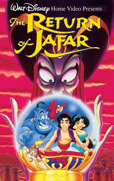 Aladdin 2 - Le Retour de Jafar affiche