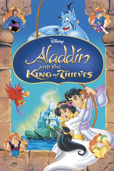 Film Aladdin 3 et le roi des voleurs streaming