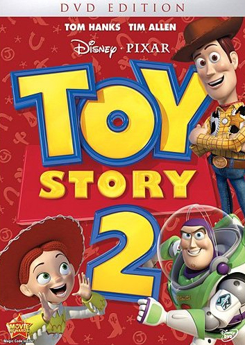 Jaquette Toy Story 2