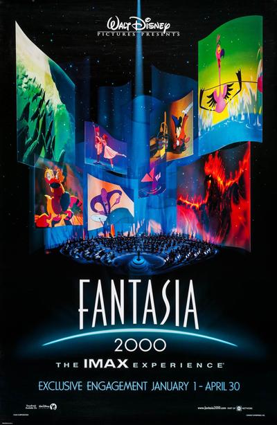 """Résultat de recherche d'images pour """"fantasia 2000 affiche"""""""