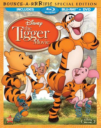 Les Aventures de Tigrou - Chronique Disney - Critique du Film