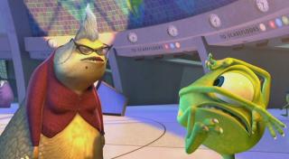 Monstres Cie Chronique Disney Critique Du Film Pixar