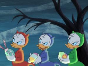 Mickey le club des m chants chronique disney critique du film - Maison de mickey halloween ...
