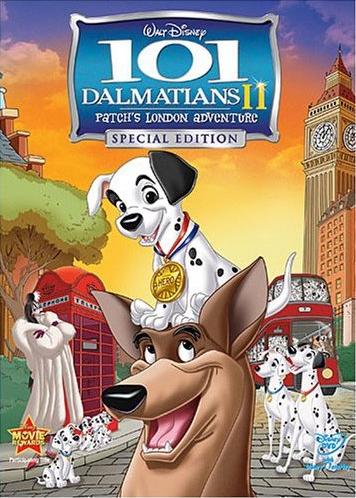 [MULTI] Les 101 Dalmatiens 2 : Sur la trace des héros [DVDRiP] [FRENCH] [AC3]