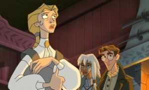 Les énigmes De L Atlantide Chronique Disney Critique Du Film