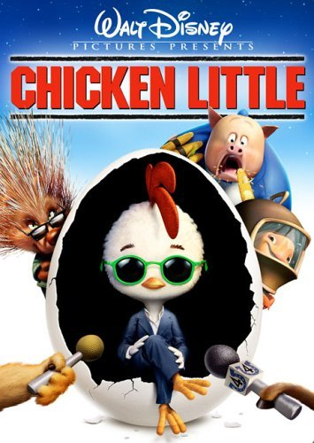 Jaquette Chicken Little