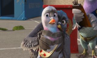Vaillant pigeon de combat chronique disney critique du film - Pigeon de combat ...