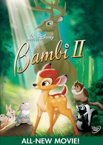 Jaquette Bambi 2