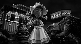Frankenweenie Chronique Disney Critique Du Film