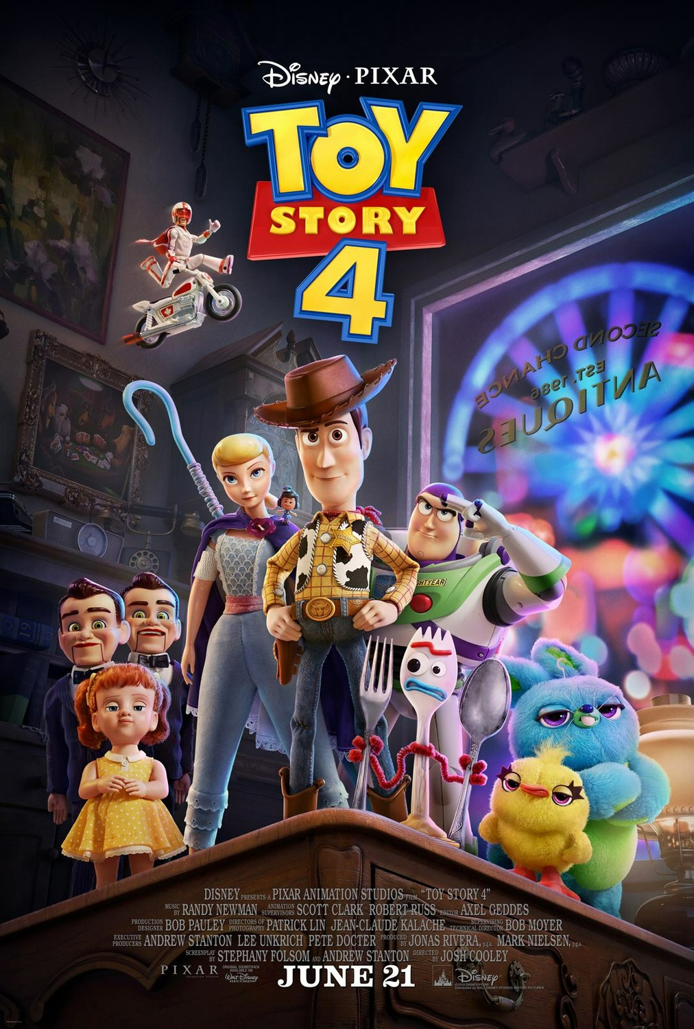 Toy Story 4 After Credits