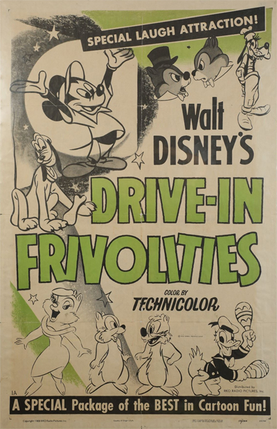 Drive-In Frivolities