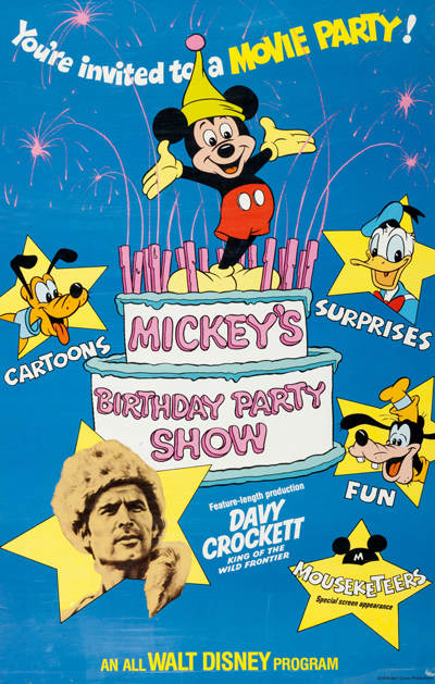 Mickey's Birthday Party Show