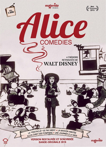 Jaquette Alice Comedies