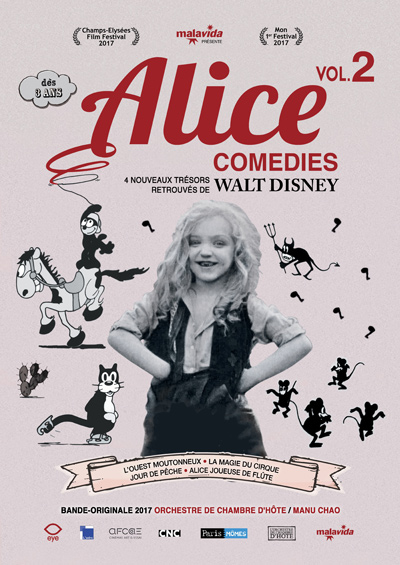 Alice Comedies Vol.2
