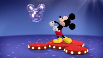 Mickey et ses amis top d part au cin ma film disney - Mickey et plutot ...