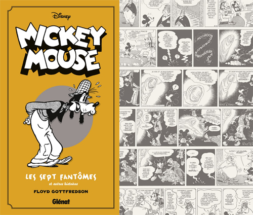 Walt Disney's Mickey Mouse - Tome 04 (1936 - 1938)