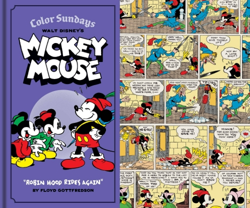 Walt Disney's Mickey Mouse - Color Sundays - Tome 02 (1936 - 1938)