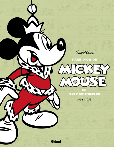 L'Âge d'Or de Mickey Mouse - Tome 11 (1954 - 1955)
