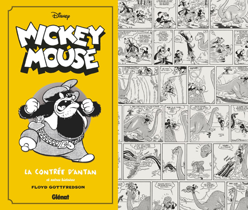 Walt Disney's Mickey Mouse - Tome 06 (1940 - 1942) - Chronique Disney