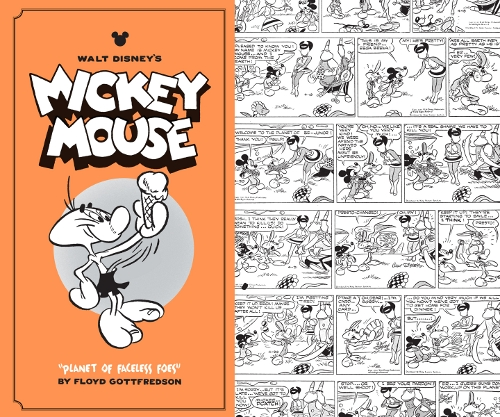 Walt Disney's Mickey Mouse - Tome 10 (1948 - 1951) - Chronique Disney