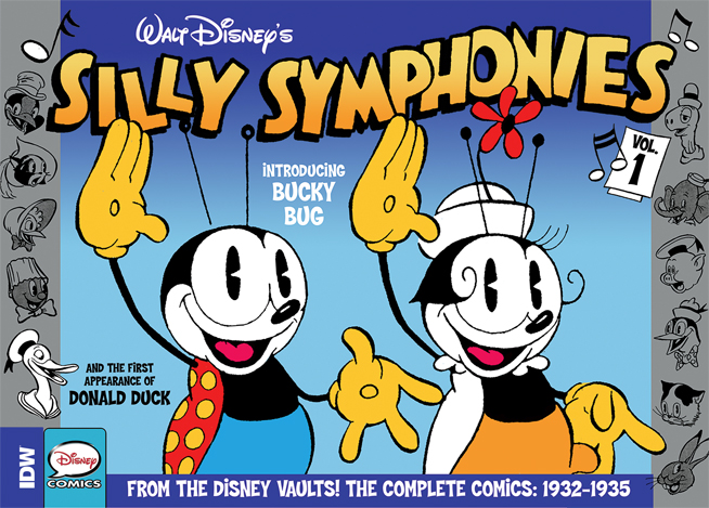 Walt Disney's Silly Symphonies - The Complete Disney Classics : Volume 1 • 1932 - 1935