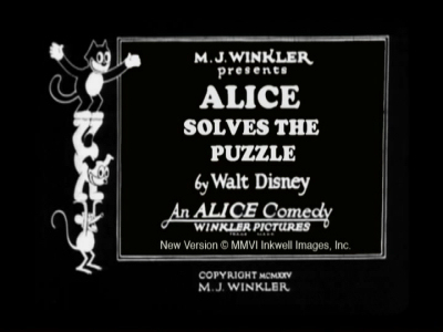 Alice Solves the Puzzle