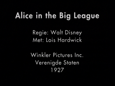 Alice in the Big League