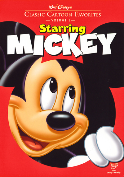 Jaquette Mickey Patine