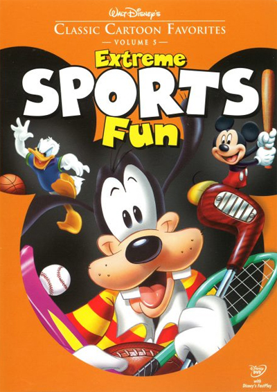 Classic Cartoon Favorites : Extreme Sports Fun