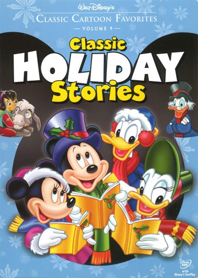 Classic Cartoon Favorites : Classic Holiday Stories