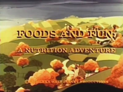 Foods and Fun : A Nutrition Adventure