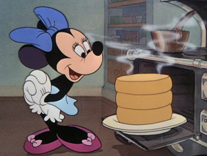 Le Tourbillon - Critique du Cartoon de Mickey Mouse