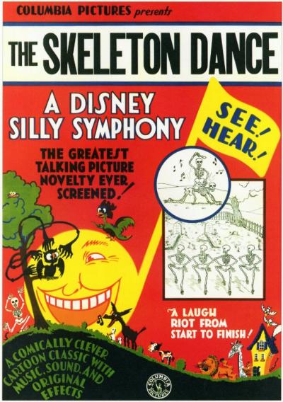 La Danse Macabre Chronique Disney Cartoon Des Silly