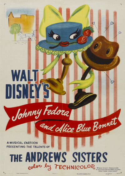Johnny Fedora et Alice Blue Bonnet