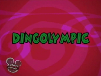 Dingolympic : Le Roller Agressif sur Rampe