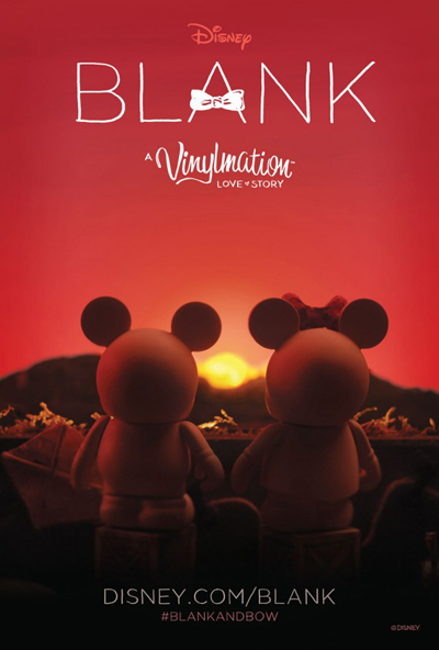 Blank : A Vinylmation Love Story