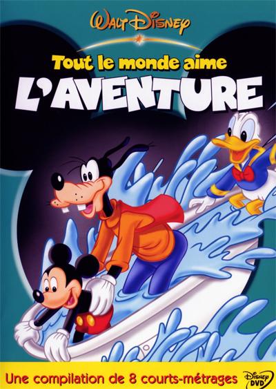 Tout le Monde Aime Donald - Compilation DVD Cartoon Disney