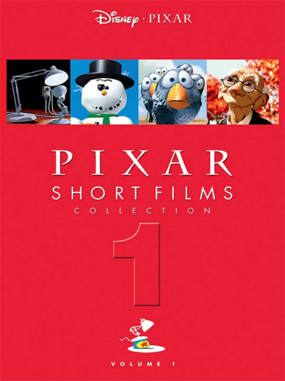 La Collection des Courts-Métrages Pixar - Volume 1