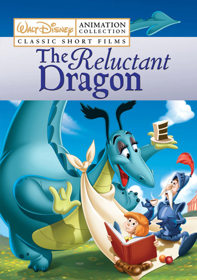 Walt Disney Collection Animation : Les Intemporels - Le Dragon Récalcitrant