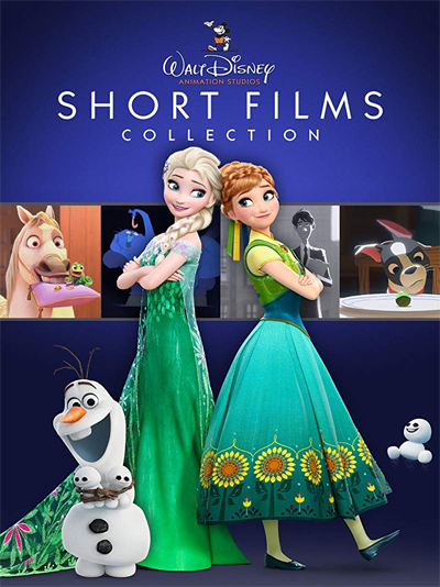 Walt Disney Animation Studios - Short Films Collection