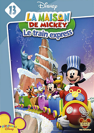 La Maison de Mickey - Le Train Express