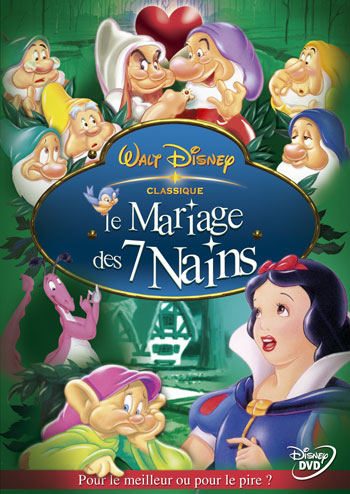 Blanche-Neige 2 : Le mariage des sept nains 2007-mariage-1
