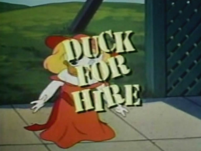Duck For Hire