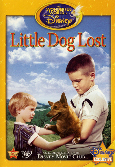 Jaquette Little Dog Lost