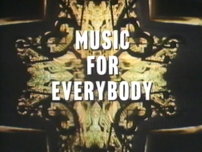 Music for Everybody