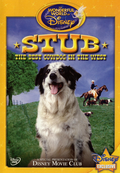 Jaquette Stub, The Best Cow Dog in The West