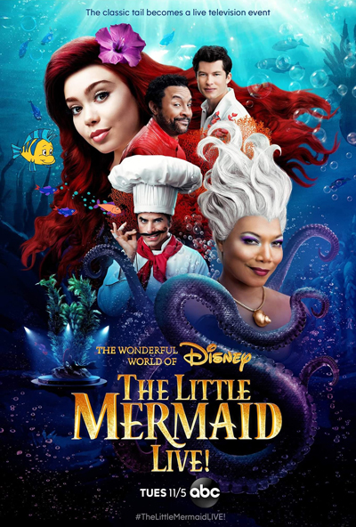 The Little Mermaid Live !