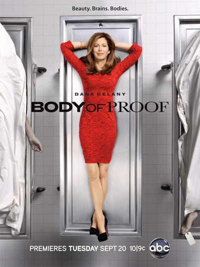 Body of Proof - Saison 2