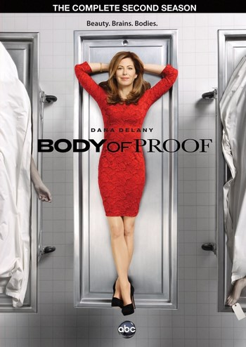 Jaquette Body of Proof - Saison 2