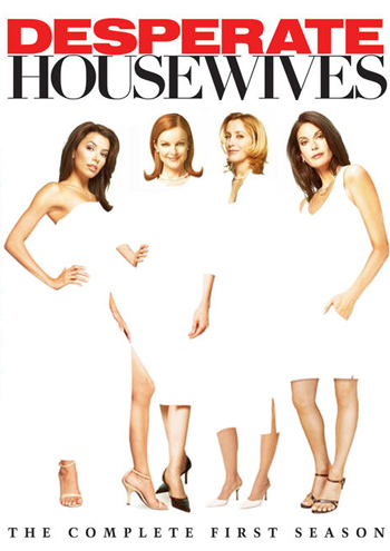 Jaquette Desperate Housewives - Saison 1